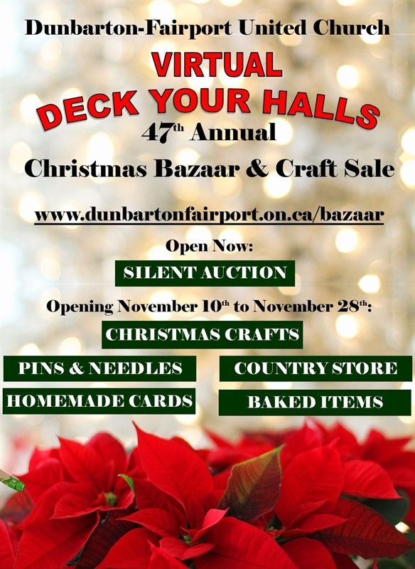 Virtual Deck Your Halls Bazaar